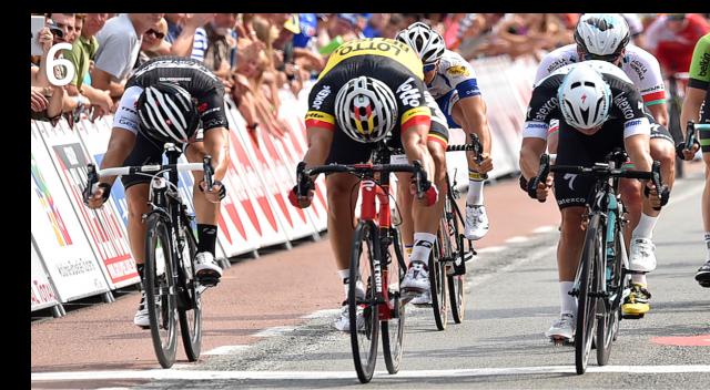 Tour de Wallonie, rit 1