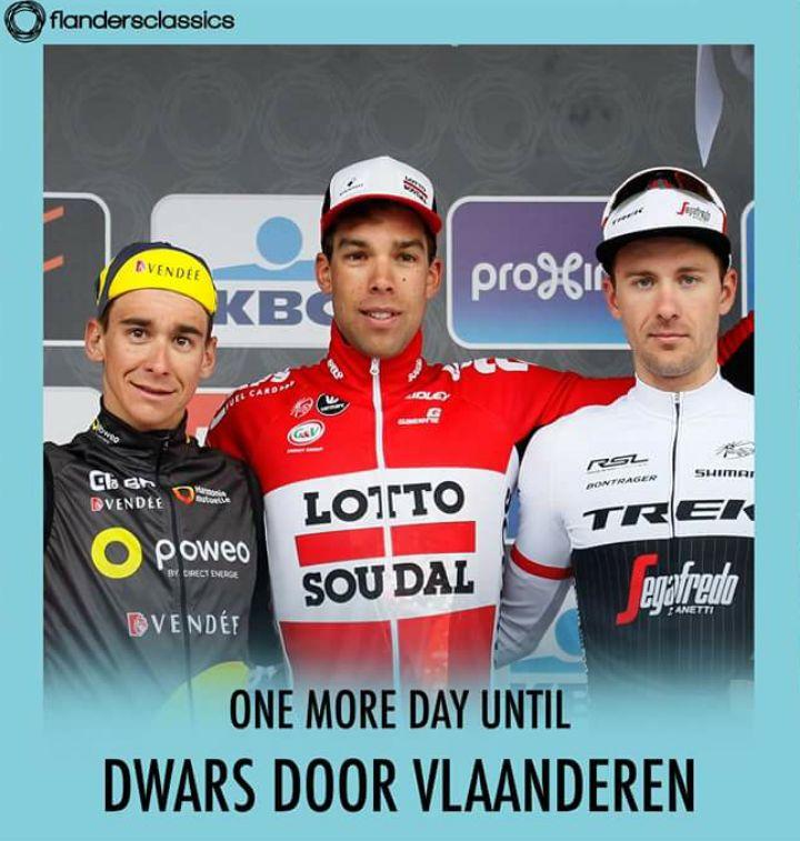 Dwars door Vlaanderen 1