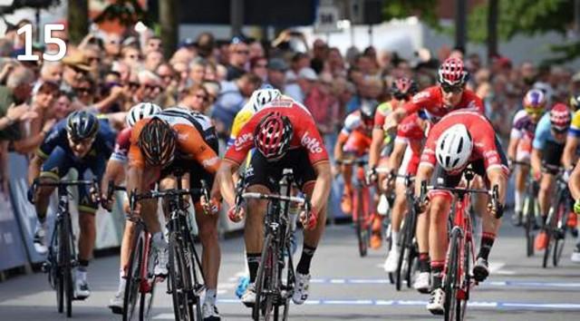 Baloise Belgium Tour, rit 5