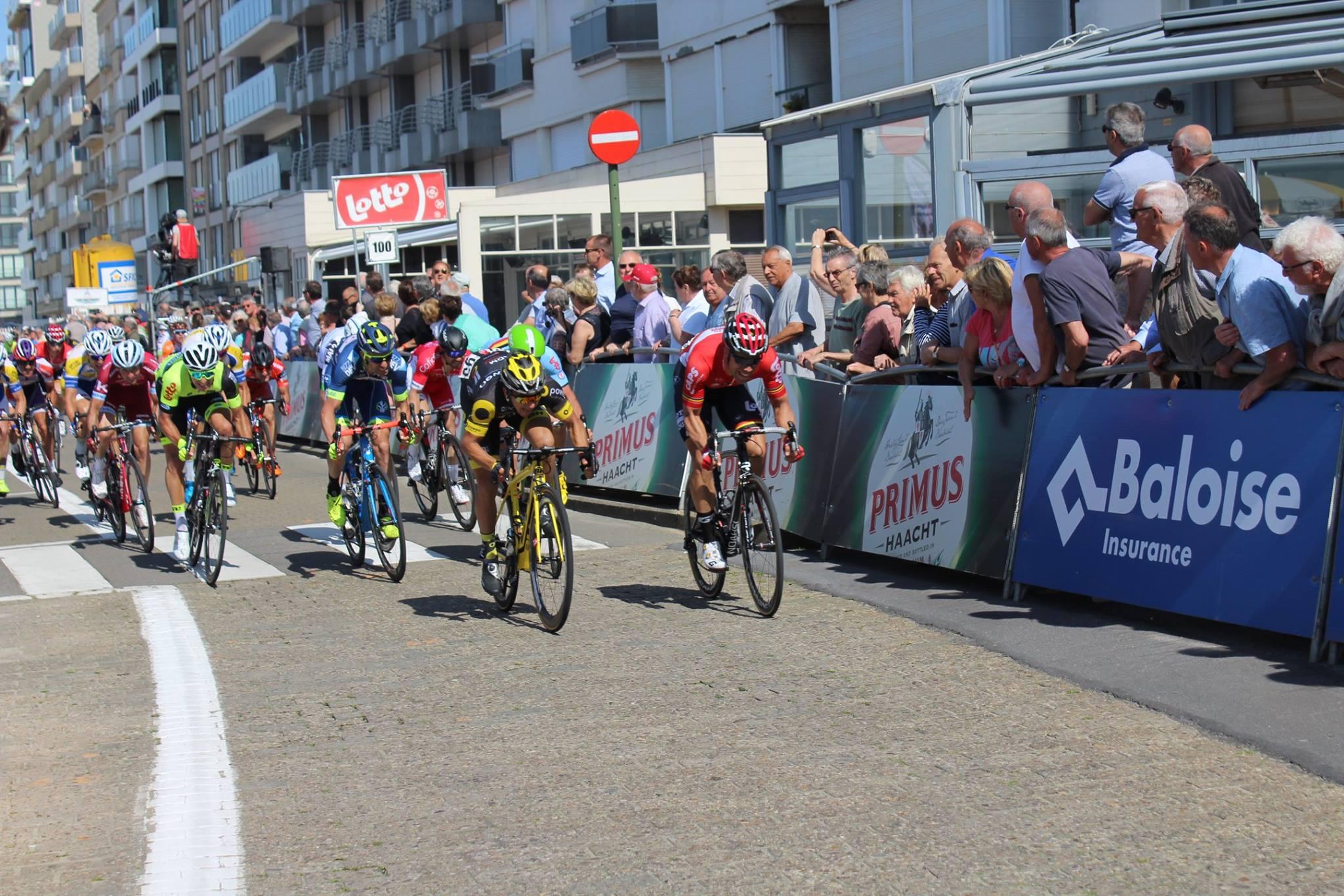 Baloise Belgium Tour 1