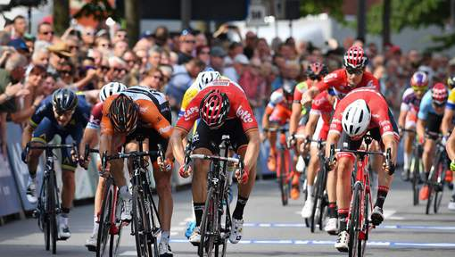 CYCLING BALOISE BELGIUM TOUR STAGE 5