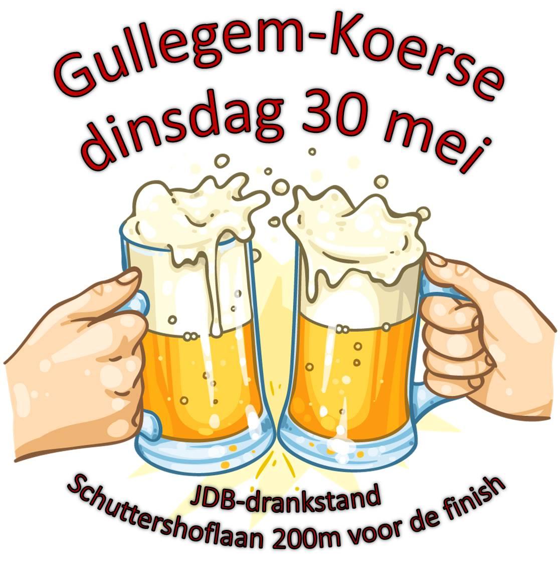 Gullegem-Koerse - reclame