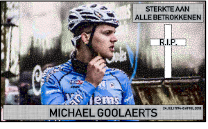R.I.P. - Michael Goolaerts