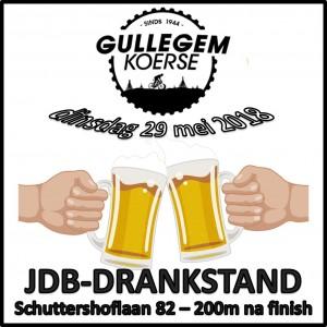Gullegem Koerse - reclame